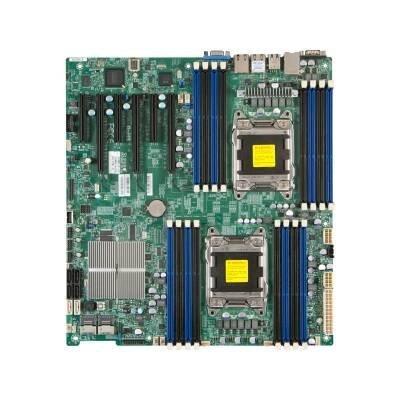 SuperMicro MBD-X9DR3-F-B - LGA1356 Intel C606 Chipset EATX Server Motherboard DDR3 SATA 6Gb/s VGA PCIE3.0 Gigabit LAN USB3.0 ()