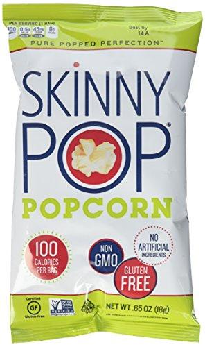 SkinnyPop Popcorn 28 Count, 0.65 Ounce