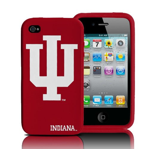 hone 4 - Indiana Hoosiers - Retro Series - Crimson ()