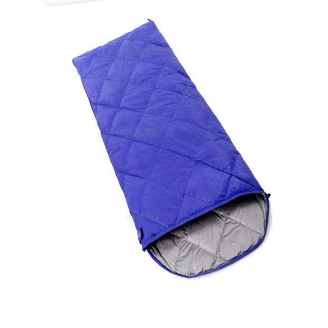 Igspfbjn Leichtgewichtler-tragbarer Erwachsener Schlafsack groß für 3 Jahreszeit-Sommer, Frühling, Fall mit Kompressions-Sack (Farbe   Grün, Größe   800g) B07KXDFK8T Schlafscke Wartungsfähigkeit