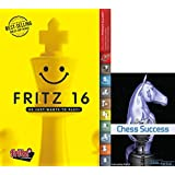 Fritz 16 Chess Game Playing Software Program Bundled with Chess Success Training Software