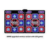 Smartey somatosensory Double Thick TV Dual-use somatosensory Game Dance mat