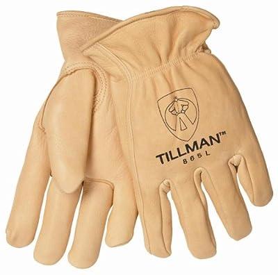 Tillman 865 Top Grain Deerskin Thinsulate Lined Winter Gloves, Medium