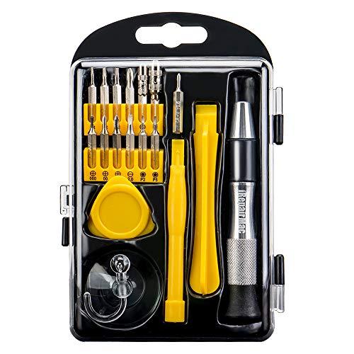 18 in 1 Apple Repair Tool Set Fix Tool Kit For Apple iMac MacBook iPad iPhone Repair Tools Set Precision Multi-Bit by iRepairMac