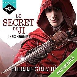 Six héritiers (Le Secret de Ji 1)