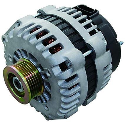 New 250 Amp High Output Alternator For CHEVY C SILVERADO TRUCK 6 0L 6 6L  8 1L 10464405, 10464443, 10464453, 10464456, 15263859, 19151921, 19244751