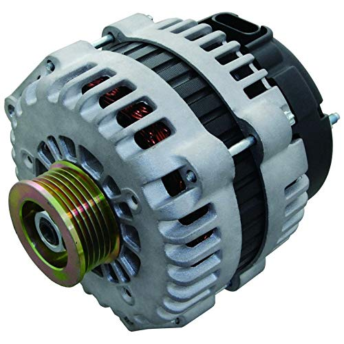 New 250 Amp High Output Alternator For CHEVY C SILVERADO TRUCK 6.0L 6.6L 8.1L 10464405, 10464443, 10464453, 10464456, 15263859, 19151921, 19244751