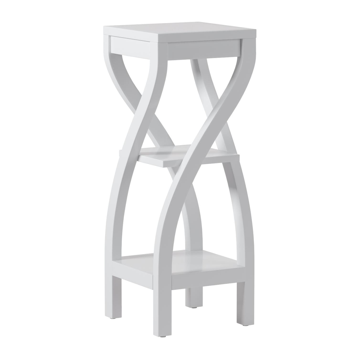 Monarch Specialties I 2479 White Accent Table, 32''