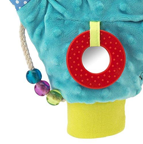itsImagical-84389 Guante de Juegos para beb/é con mordedor Color Azul Imaginarium 84389