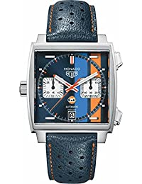 Monaco Steve McQueen Special Edition Men's Watch CAW211R.FC6401