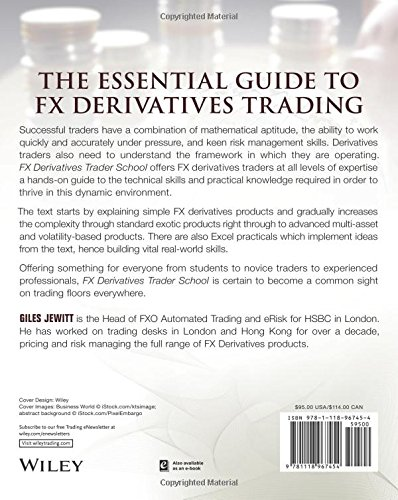 FX Derivatives Trader School: Amazon co uk: Giles Jewitt