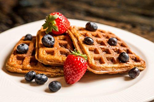 Nourishe Gluten Free Grain Free Richard's Favorite Waffle & Pancake Mix