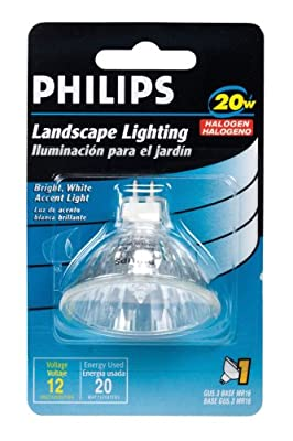 Philips 156778 Landscape Lighting 20-Watt 12-Volt MR16