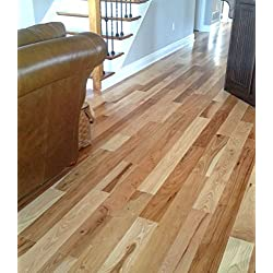 Hickory Hardwood Flooring Solid Prefinished 100 Year Limited Finish Warranty (5)