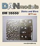 Dan Models 35550-1/35 Stencil
