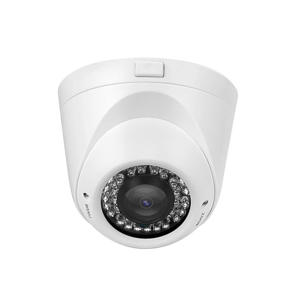 TMEZON Alta resoluci/ón 1//3 AHD 2.0MP 1080P HD Interior Exterior 36IR LED 99Ft 3.6mm Lente C/ámara de seguridad de alta definici/ón D/ía Noche Visi/ón IR Corte debe usarse con AHD DVR