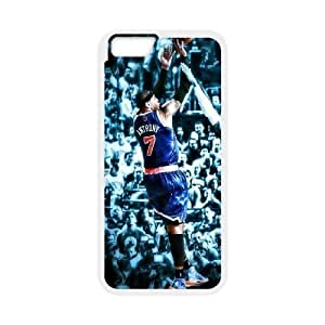Custom High Quality WUCHAOGUI Phone case Carmelo anthony - New York Nicks Protective Case For Apple Iphone 6 Plus 5.5 inch screen Cases - Case-16 hjbrhga1544