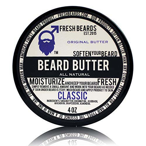 fresh beard butter