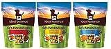Hill's Ideal Balance Soft-Baked Naturals Adult Dog Treat 3 Flavor Variety Bundle: (1) Soft-Baked Naturals With Beef & Sweet Potatoes, (1) Soft-Baked Naturals With Chicken & Carrots, and (1) Soft-Baked Naturals With Duck & Pumpkin, 8 Oz. Ea. (3 Bogs Total) For Sale