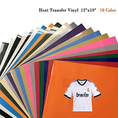 (Heat Transfer Vinyl Bundle 12