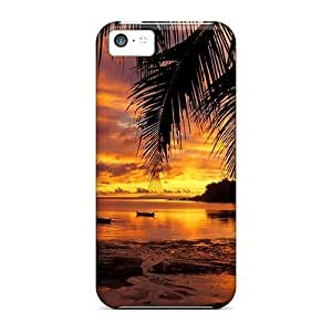 Awesome Cases Covers/iphone 4/4s Defender Cases Covers(sunset Over Madagascar)