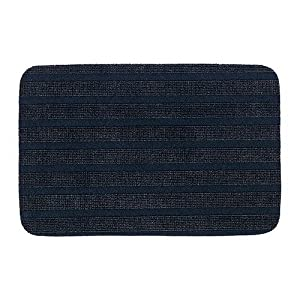 IKEA BORRIS - Door mat, dark blue - 38x57 cm: Amazon.co.uk