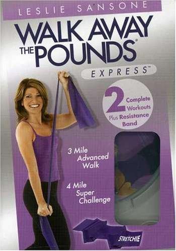 Leslie Sansone - Walk Away the Pounds - Express - Miles 3 & 4 with - Leslie Sansone Belt