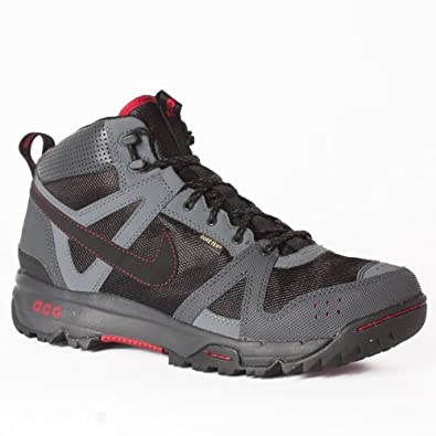 size 40 94c0a 49303 Nike Rongbuk Mid Gore-Tex Walking Boots (Small Sizes) - 6.5 - Black