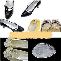 Schuheinlagen, Silikon, elastisch, komfortabel, Füße schützen Handfläche Care Schuh Pads ES88-Zubehör