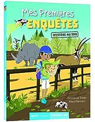 Mes premières enquêtes : Mystère au zoo par Emmanuel Trédez