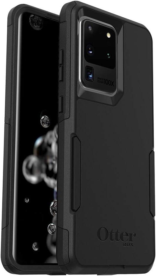 Otterbox Commuter Sturzsichere Schutzhülle Samsung S20 Ultra Schwarz 77 64215 Elektronik