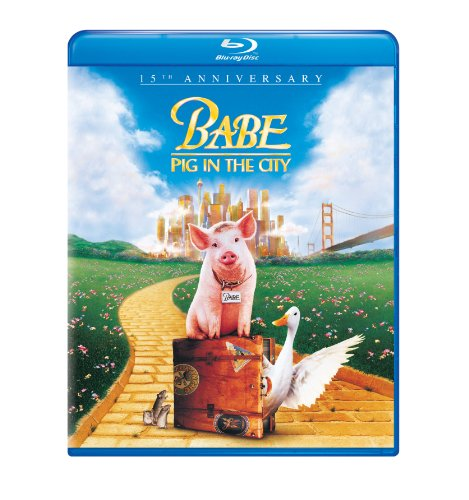 Babe  Pig In The City  Blu Ray