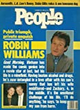 Robin Williams (Good Morning, Vietnam), Aerosmith, Larry Drake, Dobie Gillis - February 22, 1988 People Weekly Magazine