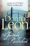 The Jewels of Paradise by Donna Leon front cover