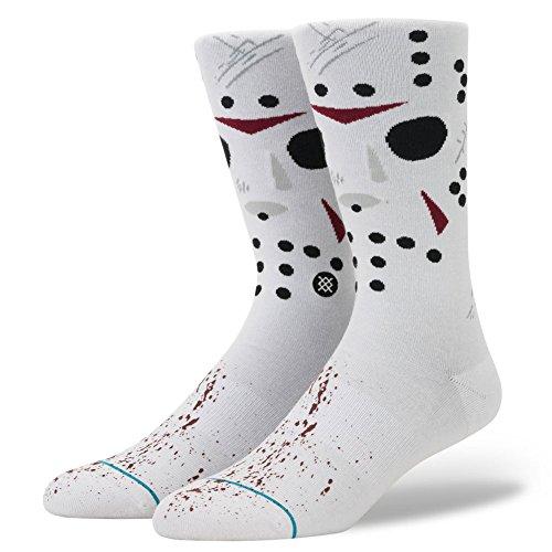 Stance Men's Jason Socks,Large,White
