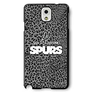 NBA LOGO - San Antonio SpursDiy For Ipod 2/3/4 Case Cover San Antonio Spurs Diy For Ipod 2/3/4 Case Cover Hard Plastic (Black???? - Black