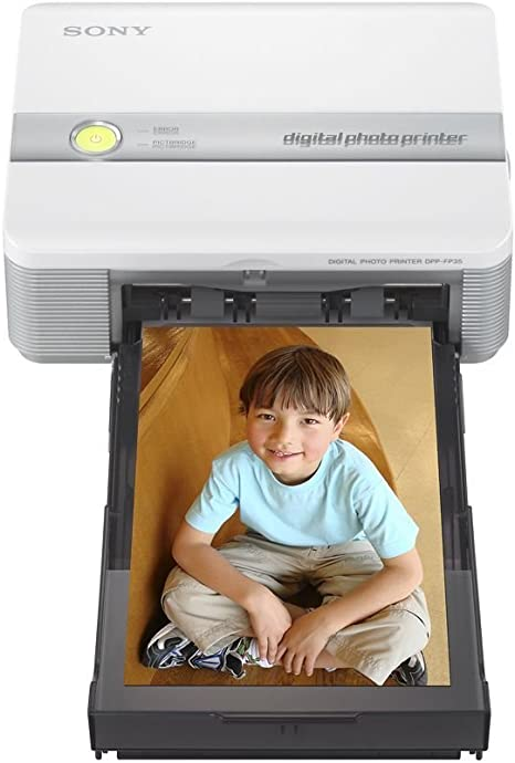 Sony Digital Photo Printer DPP-FP35 Impresora de Foto 310 x 310 ...