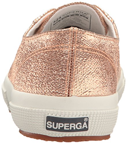 Sneaker Oro Rosa Da Donna Superga 2750 Qatarmetal