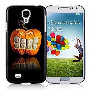Provide Personalized Customized Samsung S4 TPU Protective Skin Cover Halloween Black Samsung Galaxy S4 i9500 Case 15