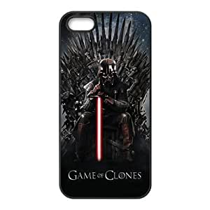 Game of clones dark warrior Cell Phone Case for iPhone 5S