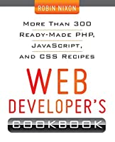 Web Developer's Cookbook Front Cover