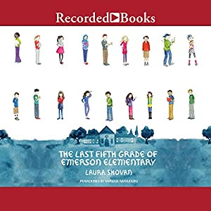 The Last Fifth Grade of Emerson Elementary Audiobook