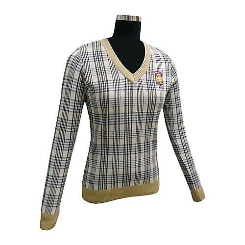 Baker Ladies Highland Sweater M Safari
