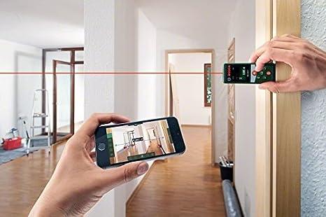 Digitaler Entfernungsmesser : Bosch laser entfernungsmesser plr c aaa batterien