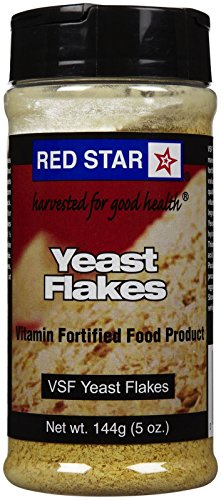- Red Star Nutritional Yeast Mini Nutritional Yeast, 5 oz