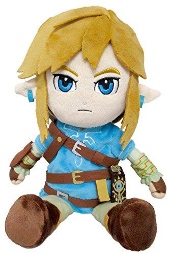 Little Buddy 1638 The Legend of Zelda Breath of The Wild Link Stuffed Plush, 11