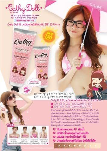 Cathy Doll Body BB Cream Cathy L-glutathione SPF 130 PA+++ 60 Ml by Karmart