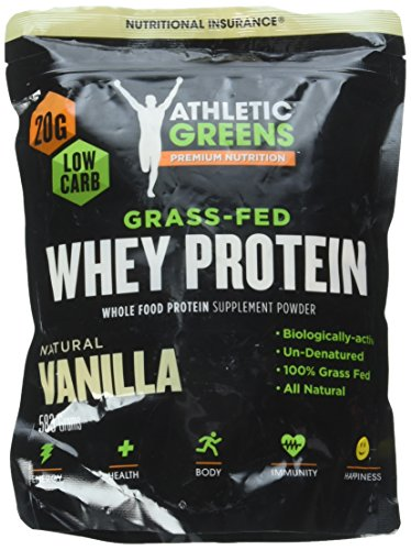 Athletic Greens Grass Fed Protein Natural product image