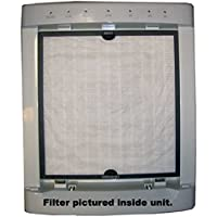 3 LAYER HEPA CHARCOAL FILTER FOR AIR PURIFIER