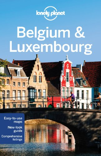 Lonely Planet Belgium & Luxembourg (Travel Guide)